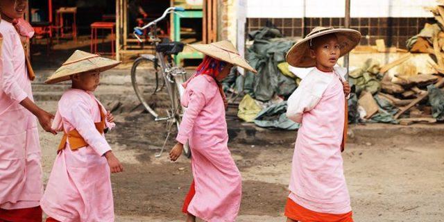 Birma – opowieść o kraju przez pryzmat spotkanych ludzi, smaków, widoków i zasłyszanych historii