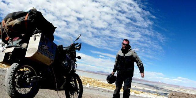 Nowy Świat – czyli motocyklem przez Amerykę Południową / Pokaz slajdów