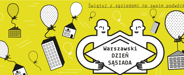 Warszawski Dzień Sąsiada w Tam i z Powrotem