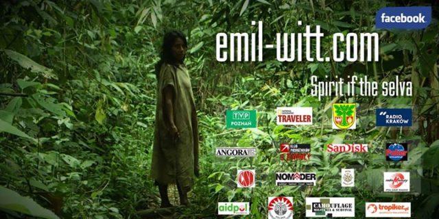 Amazonia Adventure / Amazońska Przygoda / Emil Witt