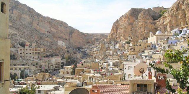 Z Gildią Tam i z Powrotem: Gdzie zmysły poniosą… czyli Syria której nie ma