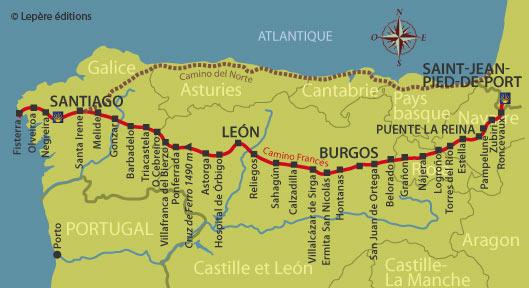 Prelekcja podróżnicza / Kamyczki z Drogi Camino Frances – 17.01.2014