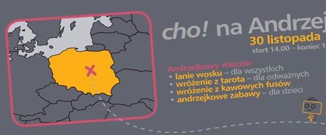 """""""cho! na Andrzeja"""" czyli Andrzejkowa niedziela"""