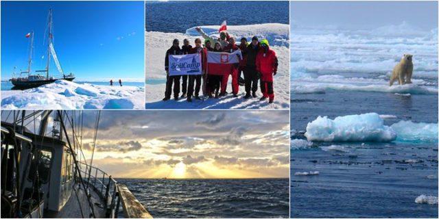2500 mil morskich na Grenlandię Wschodnią