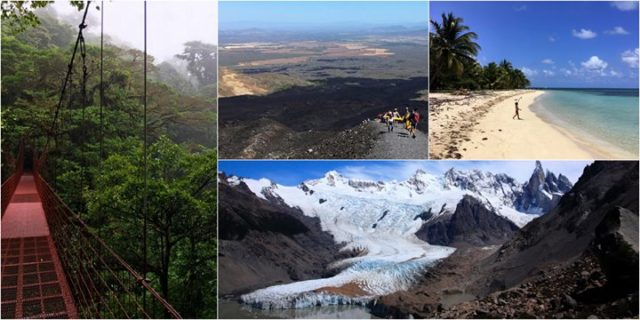 Ameryka Łacińska. 3 miesiące – lodowce, dżungla, wulkany.