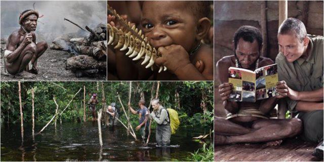 Plemiona Papui Zachodniej – ostanie pokolenia.