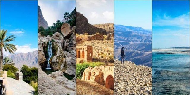 Oman – jedyny kraj na O