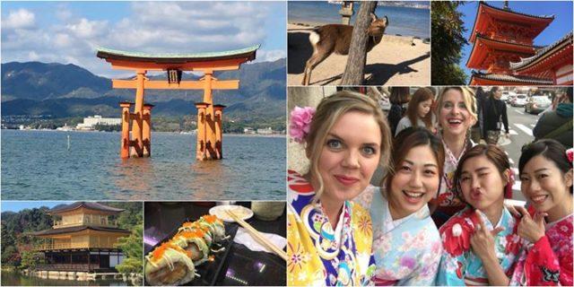 Japonia w pigułce – 2 tygodnie w kraju sushi, świątyń i gejsz.