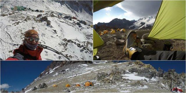 Królowa wiatrów, moje zmagania na szczycie Aconcagua (6953 m)
