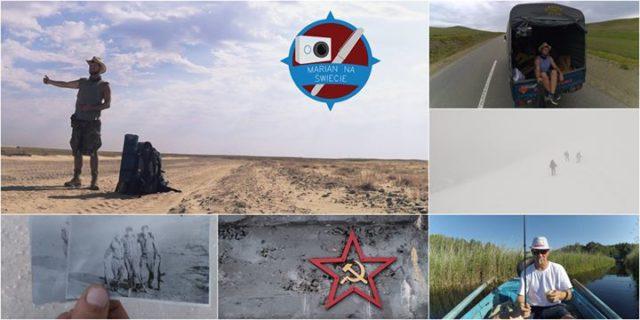 Autostopem na wschód – tajemnice byłego ZSRR / Free