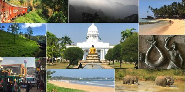 Sri Lanka w pigułce. Low-cost backpacking / Free