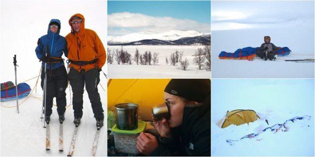 Norwegia – poligon polarników