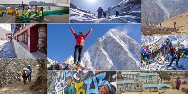 Himalaje, Nepal – Treking szlakiem Trzech Przełęczy – Free
