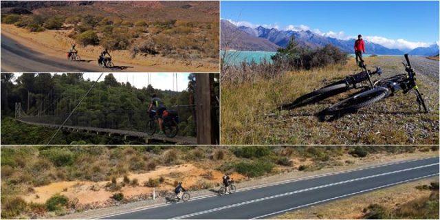 Na rowerach przez Nową Zelandię i Australię/ Free