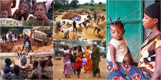 Afryka Zachodnia. Miłość, diament i Święta Ryba / Free