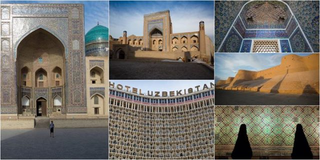 Uzbekistan – jak dziś wyglądają perełki Jedwabnego Szlaku? /Free