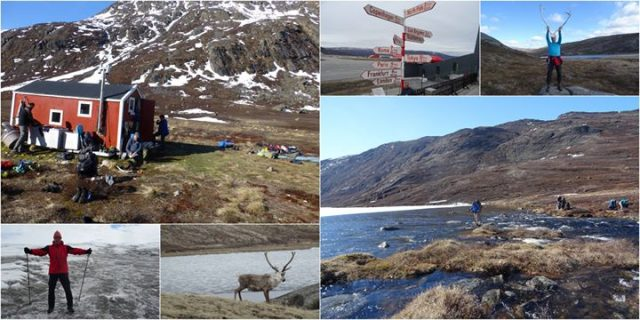 Grenladia – Arctic Circle Trail (ACT) treaking /Free