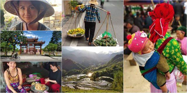 Wietnam. 3 miesiące solo po krainie różnorodności / Free
