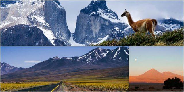 Chile i Argentyna czyli piasek z lodem / Free