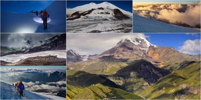 Kazbek i Elbrus – cała prawda o Kaukaskich Gigantach / Free