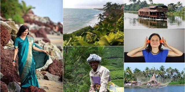 Indie Południowe – ogrody przypraw, ajurweda i joga twarzy /Free
