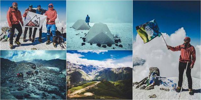 Elbrus i Kazbek w 9 dni – powtórka prelekcji / Free