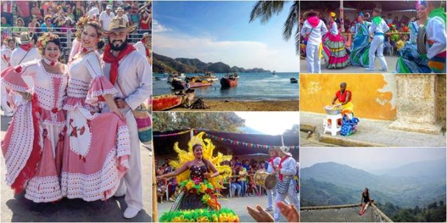 Kolumbia – jak nie dostać zawału podczas karnawału? / Free