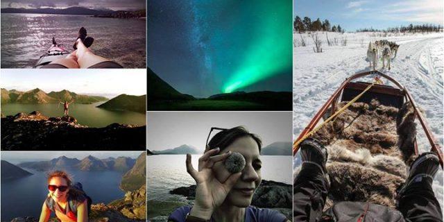 Nord vegen – dzień i noc polarna / Free