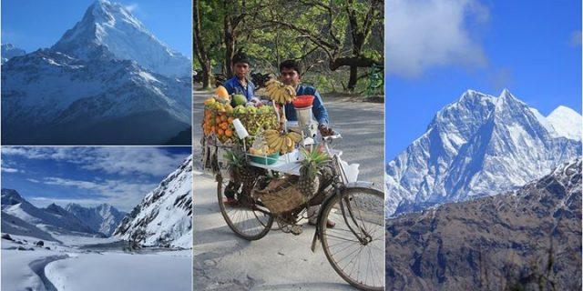 Nepal za 500 USD / Free