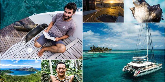 Jachtostopem na Karaiby i dalej, przez Pacyfik / Free