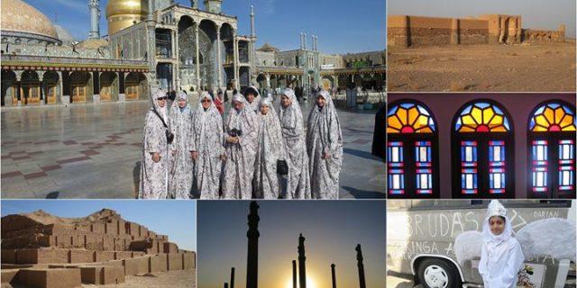 Iran – podróż przez tysiąclecia historii / Free