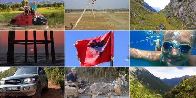 Włóczęga po Albanii, ostanim takim miejscu w Europie / Free