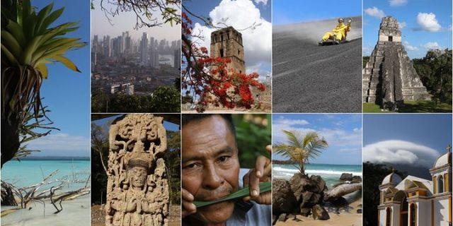 Przez Amerykę Środkową: od Panamy do Gwatemali / Free