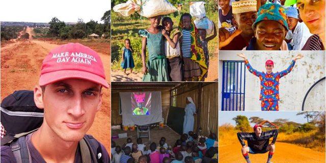 Plemię marzycieli, wolontariat wśród młodych artystów z Tanzanii