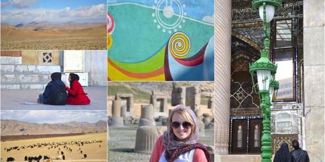Blondynka w Iranie / Free
