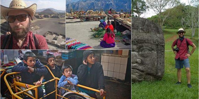 Meksyk. Bardzo ludzka podróż / Free