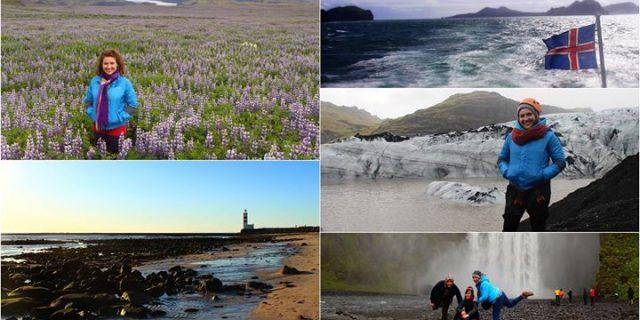 Islandia – kraina fioletem malowana / Free