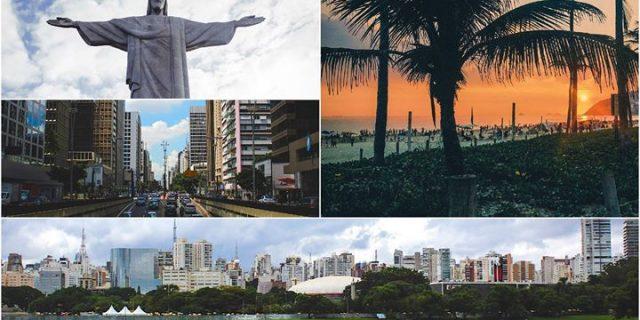 Rio de Janeiro czy São Paulo? / Free
