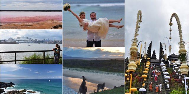 Bali+Australia = idealny ślubny pakiet / Free