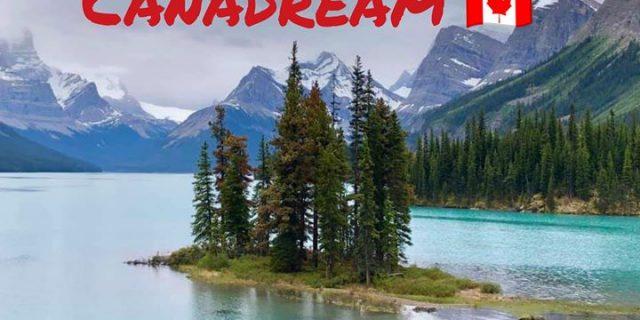 CanaDream czyli marzenie o kanadyjskich parkach narodowych