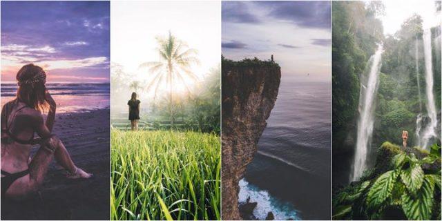 Szczerze o podróżach w pojedynkę i życiu na Bali.
