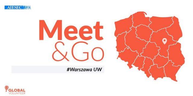Meet&Go #Warszawa UW