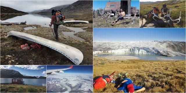 Grenlandia Podbiegunowym Szlakiem / Free