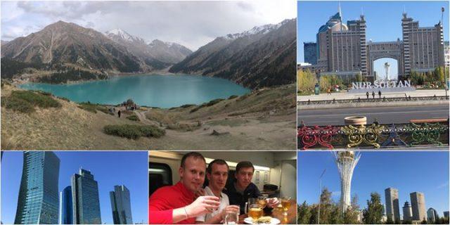 Subiektywnie o nieoczywistym Kazachstanie / Free