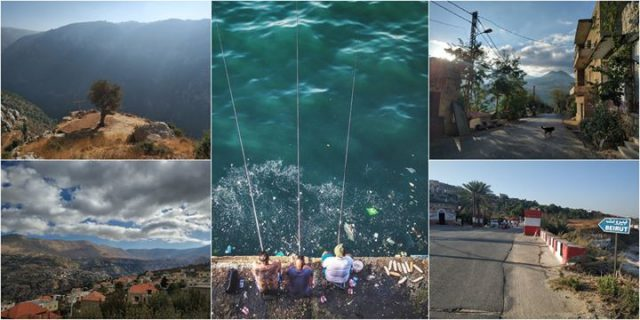 Liban. Ziemia święta czy przeklęta? / Free