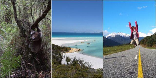 Jak w 3 tygodnie zasmakować Australii i Nowej Zelandii? /Free