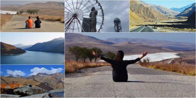 Gruzja – tygodniowy road trip po Kaukazie / Free