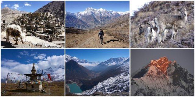 40 dni przez Himalaje Nepalu / Free