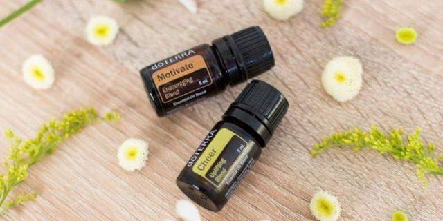 Olejki eteryczne – moc naturalnego wspomagania zdrowia