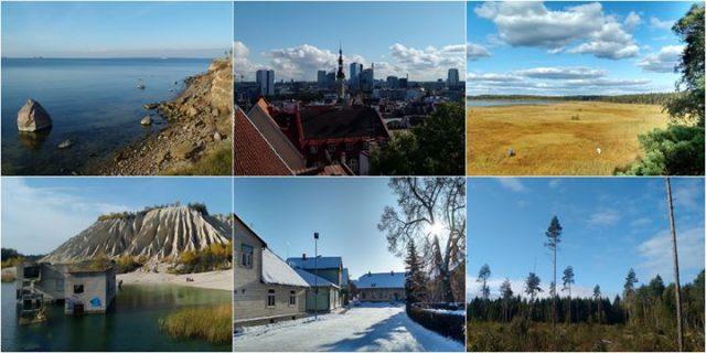 Estonia – bagna, kawa, Skype / slajdowisko zawieszone